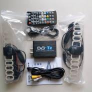 DVB-T2 автомобильный ТВ-приемник