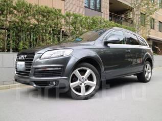 Audi Q7. автомат, 4wd, 3.6, бензин, 39 000 тыс. км, б/п, нет птс. Под заказ