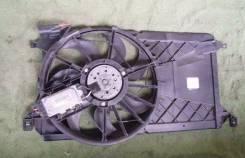 Диффузор радиатора охлаждения Volvo V50