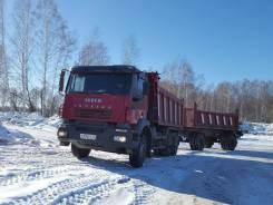 Iveco Trakker. , 12 870 куб. см., 10 т и больше
