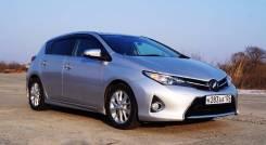 Toyota Auris. вариатор, передний, 1.8 (143 л.с.), бензин, 77 000 тыс. км