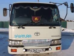 Toyota ToyoAce. Продаётся Toйoтa Toйoэйс, 4 100 куб. см., 3 000 кг.