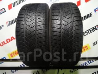 Pirelli Scorpion Winter. Зимние, без шипов, износ: 10%, 2 шт