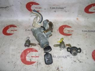 Ключ зажигания. Toyota Caldina, AT191, AT191G, CT190, CT190G, ST190G, ST191, ST191G, ST195, ST195G Двигатели: 2C, 2CT, 3SFE, 3SGE, 7AFE