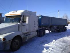 Freightliner. Продаю грузовик фредлайнер, 12 700куб. см., 40 000кг., 8x2
