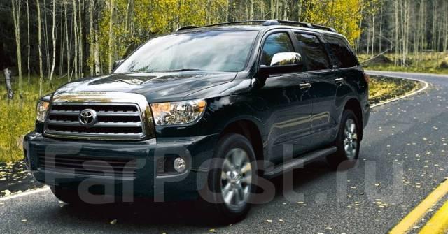 Toyota Sequoia. Продам Авто с документами после ДТП