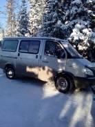 ГАЗ 2217 Баргузин. Продам Газель Баргузин, 2 300куб. см., 7 мест
