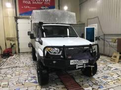 УАЗ Карго. Жилой модуль, грузовой фургон, 2 700 куб. см., 1 000 кг.