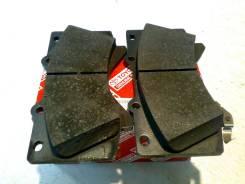 Накладки ттормозные передние Toyota LC200 Toyota/Lexus 0446560280