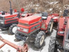 Yanmar FX235. Трактор 23л. с., 4wd, ВОМ, навеска на 3 точки