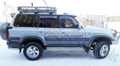 Наклейка. Toyota Land Cruiser Toyota Land Cruiser Prado Двигатель 13BT