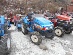 Iseki. Трактор 16 л. с.,4wd, фреза в комплекте