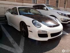 Обвес кузова аэродинамический. Porsche. Под заказ