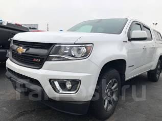 Chevrolet Colorado. автомат, 4wd, 2.8 (180 л.с.), дизель, 25 000 тыс. км, б/п. Под заказ