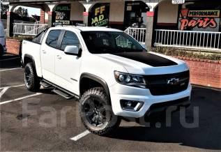 Chevrolet Colorado. 4wd, 3.6, бензин, 35 000 тыс. км, б/п. Под заказ
