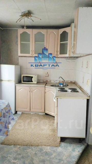 1-комнатная, улица Калинина 33. Чуркин, агентство, 36кв.м.