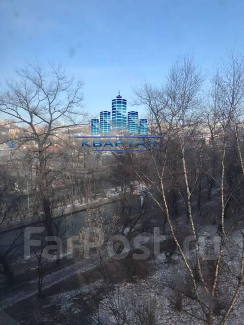1-комнатная, улица Калинина 33. Чуркин, агентство, 36кв.м. Вид из окна днем