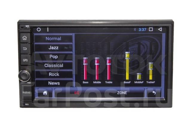 Универсальная 2DIN (178х100) магнитола Android 7.1.1 CF-3110