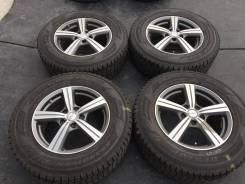 215/70 R16 Dunlop SJ7 литые диски 5х114.3 (K12-1613)
