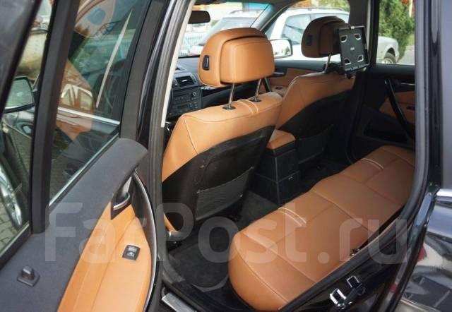 Панель пола багажника. BMW X3, E83 Двигатели: M47TUD20, M54B25, M54B30, M57TUD30, N46B20