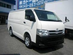 Toyota Hiace. 2012г, 2 000куб. см., 1 000кг. Под заказ