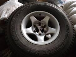Продам колёса. 7.0x15 6x139.70 ET-10 ЦО 110,0мм.