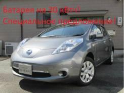 Nissan Leaf. вариатор, передний, электричество, 32тыс. км, б/п. Под заказ