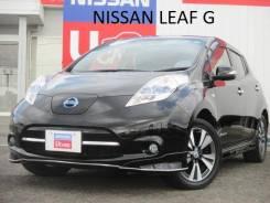 Nissan Leaf. вариатор, передний, электричество, 65тыс. км, б/п. Под заказ