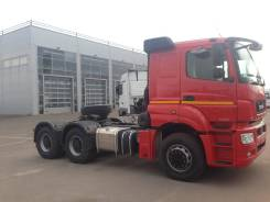 Камаз 65806. тягач, 11 700 куб. см., 22 500 кг.