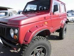 Suzuki Jimny Sierra. механика, 4wd, 1.3, бензин, 68тыс. км, б/п, нет птс. Под заказ