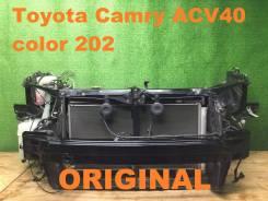 Рамка радиатора. Toyota Camry, ACV40, ACV45, AHV40, ASV40, GSV40 Двигатели: 2ARFE, 2AZFE, 2AZFXE, 2GRFE