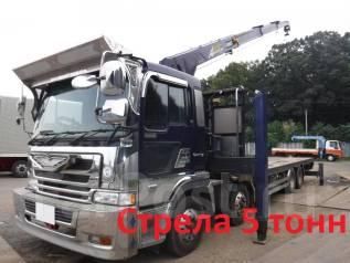 Hino Profia. 2000 Кран 5т, 12 880 куб. см., 10 000 кг. Под заказ