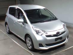 Toyota Ractis. NSP120, 2NZ