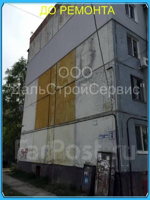 Вентилируемые фасады, утепление стен, ремонт швов, отделка сайдингом!