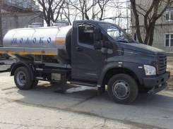 ГАЗ ГАЗон Next C41R13. Молоковоз ГАЗ NEXT цистерна 4.2м3, 100куб. см., 3 760кг.