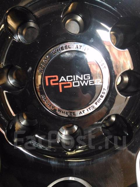 OZ Racing Power. 7.5x18, 4x100.00, 4x114.30, ET40, ЦО 73,1 мм.