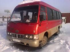 Kia Combi. Продам автобус KIA combi, 4 000куб. см., 19 мест