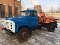 ГАЗ 53. Продаётся Газ53 топливозаправщик, 4 250 куб. см., 2 200,00куб. м.