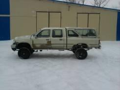 Great Wall Deer. механика, 4wd, 2.2 (105 л.с.), бензин, 150 тыс. км