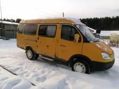 ГАЗ 322132. Продается газель микроавтобус, 2 400 куб. см., 13 мест