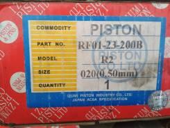 Поршень. Mazda: B-Series, J100, Bongo Brawny, 626, Bongo, J80, Capella, Eunos Cargo Двигатель R2