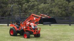 Kioti. Трактор RX6030 C, 60 л.с.