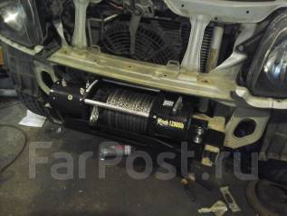 Лебедка. Suzuki Jimny, JB23W, JB33W, JB43W