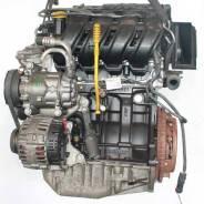 Двигатель в сборе. Renault Kangoo Renault Clio Двигатель D4F