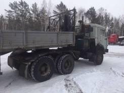 КамАЗ 5320. Продаётся седельный тягач Камаз, 1 545куб. см., 18 256кг., 4x4