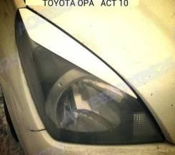 Накладка на фару. Toyota Opa, ACT10, ZCT10, ZCT15. Под заказ