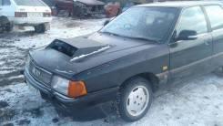 Двигатель в сборе. Audi 100