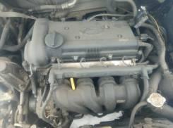 Для Hyundai Solaris RIO двигатель бу номер 211012BW01