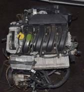 Двигатель в сборе. Renault Megane Renault Scenic Renault Laguna Двигатели: F4R, F4R770, F4R771, F4RT, F4R780, F4R811