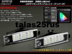 Подсветка. Toyota Harrier, MCU15W, SXU10W, ACU15W, SXU15W, MCU10W, ACU10W Двигатели: 1MZFE, 5SFE, 2AZFE